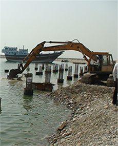 خدمات آب و خاک شرکت جهاد نصر