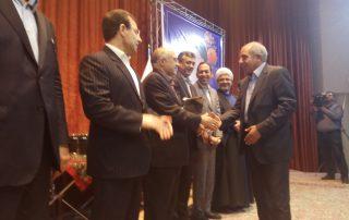 تقدیر از کارآفرین برتر استان کرمان