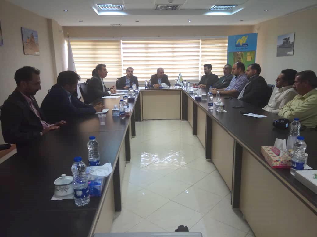 گواهینامه ایزو جدید شرکت جهاد نصر کرمان