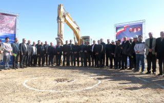 آغاز بکار خط انتقال گاز فولاد بوتیا کرمان توسط شرکت جهاد مصر کرمان
