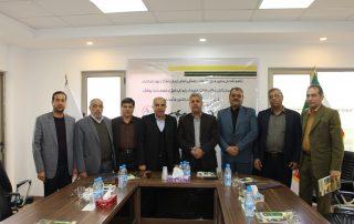 تعاون روستایی و شرکت جهاد نصر استان کرمان
