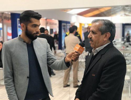حضور هلدینگ بزرگ جهاد نصر کرمان در نمایشگاه سیمکس سیرجان