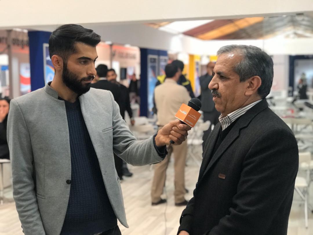 نمایشگاه سیمکس جهاد نصر کرمان