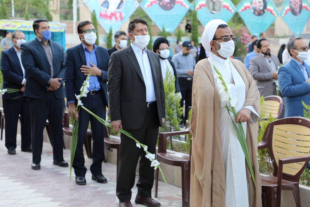 سردار دلها شرکت جهاد نصر کرمان