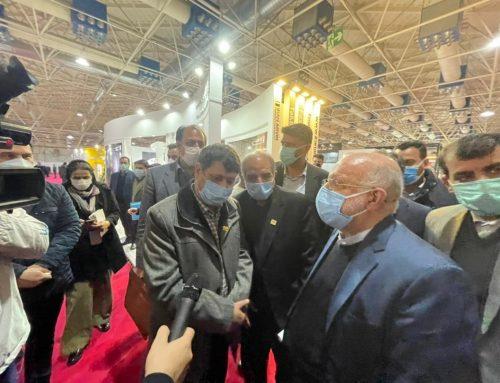 نمایشگاه بین المللی نفت، گاز، پالایش و پتروشیمی پایان یافت