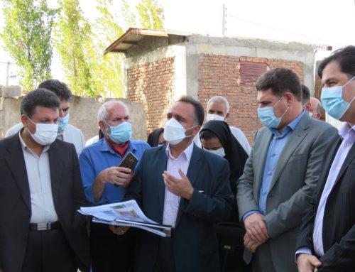 بازدید استاندار کرمان از ساختمان بیمارستان انجمن یاس کرمان